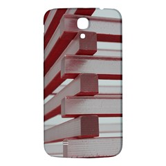 Red Sunglasses Art Abstract Samsung Galaxy Mega I9200 Hardshell Back Case