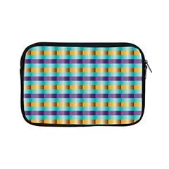 Pattern Grid Squares Texture Apple iPad Mini Zipper Cases