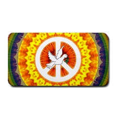 Peace Art Artwork Love Dove Medium Bar Mats