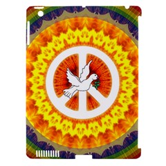 Peace Art Artwork Love Dove Apple iPad 3/4 Hardshell Case (Compatible with Smart Cover)