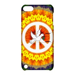 Peace Art Artwork Love Dove Apple iPod Touch 5 Hardshell Case with Stand