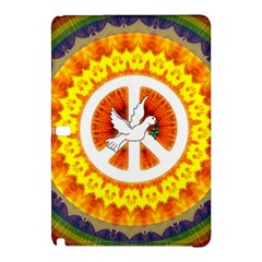 Peace Art Artwork Love Dove Samsung Galaxy Tab Pro 10.1 Hardshell Case