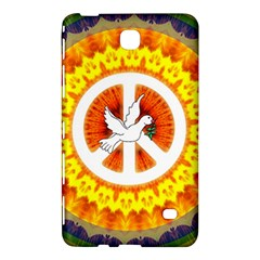 Peace Art Artwork Love Dove Samsung Galaxy Tab 4 (8 ) Hardshell Case