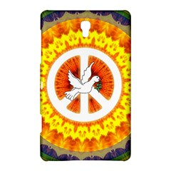 Peace Art Artwork Love Dove Samsung Galaxy Tab S (8.4 ) Hardshell Case