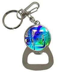 Security Castle Sure Padlock Button Necklaces