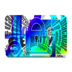 Security Castle Sure Padlock Plate Mats