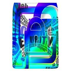 Security Castle Sure Padlock Flap Covers (L)