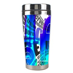 Security Castle Sure Padlock Stainless Steel Travel Tumblers