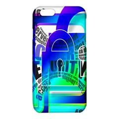 Security Castle Sure Padlock iPhone 6/6S TPU Case