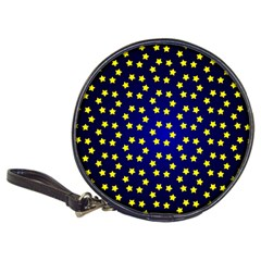 Star Christmas Yellow Classic 20-CD Wallets
