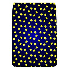 Star Christmas Yellow Flap Covers (S)
