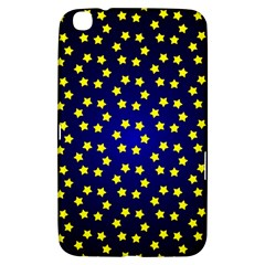 Star Christmas Yellow Samsung Galaxy Tab 3 (8 ) T3100 Hardshell Case