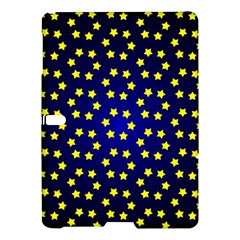 Star Christmas Yellow Samsung Galaxy Tab S (10 5 ) Hardshell Case