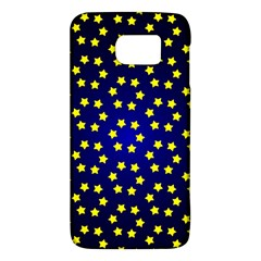 Star Christmas Yellow Galaxy S6
