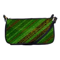 Stripes Course Texture Background Shoulder Clutch Bags