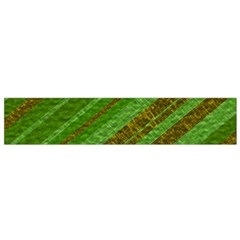 Stripes Course Texture Background Flano Scarf (Small)
