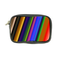 Strip Colorful Pipes Books Color Coin Purse