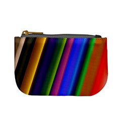 Strip Colorful Pipes Books Color Mini Coin Purses
