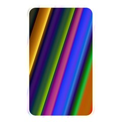 Strip Colorful Pipes Books Color Memory Card Reader