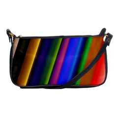 Strip Colorful Pipes Books Color Shoulder Clutch Bags