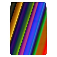 Strip Colorful Pipes Books Color Flap Covers (S)