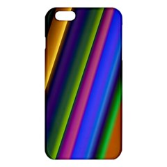 Strip Colorful Pipes Books Color Iphone 6 Plus/6s Plus Tpu Case