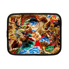 Thailand Bangkok Temple Roof Asia Netbook Case (small)