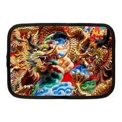 Thailand Bangkok Temple Roof Asia Netbook Case (Medium)
