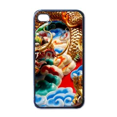 Thailand Bangkok Temple Roof Asia Apple iPhone 4 Case (Black)