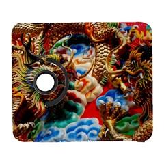 Thailand Bangkok Temple Roof Asia Galaxy S3 (Flip/Folio)