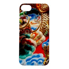 Thailand Bangkok Temple Roof Asia Apple iPhone 5S/ SE Hardshell Case