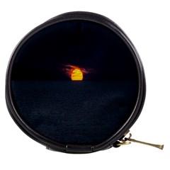 Sunset Ocean Azores Portugal Sol Mini Makeup Bags