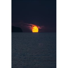 Sunset Ocean Azores Portugal Sol 5.5  x 8.5  Notebooks