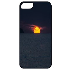 Sunset Ocean Azores Portugal Sol Apple iPhone 5 Classic Hardshell Case