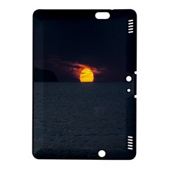 Sunset Ocean Azores Portugal Sol Kindle Fire Hdx 8 9  Hardshell Case