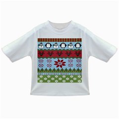 Ugly Christmas Xmas Infant/toddler T Shirts