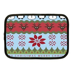 Ugly Christmas Xmas Netbook Case (Medium)