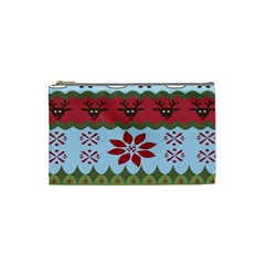 Ugly Christmas Xmas Cosmetic Bag (small)