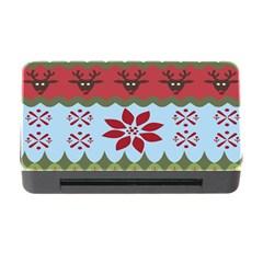 Ugly Christmas Xmas Memory Card Reader with CF