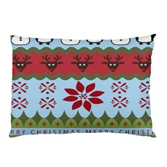 Ugly Christmas Xmas Pillow Case (Two Sides)