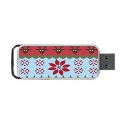 Ugly Christmas Xmas Portable USB Flash (One Side)