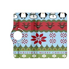 Ugly Christmas Xmas Kindle Fire Hdx 8 9  Flip 360 Case