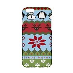 Ugly Christmas Xmas Apple iPhone 6/6S Hardshell Case