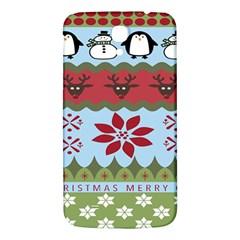 Ugly Christmas Xmas Samsung Galaxy Mega I9200 Hardshell Back Case