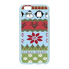 Ugly Christmas Xmas Apple Seamless iPhone 6/6S Case (Color)