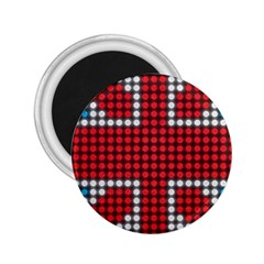 The Flag Of The Kingdom Of Great Britain 2.25  Magnets