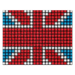 The Flag Of The Kingdom Of Great Britain Rectangular Jigsaw Puzzl