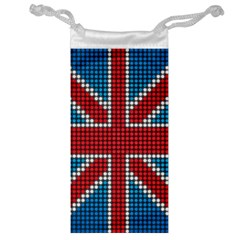 The Flag Of The Kingdom Of Great Britain Jewelry Bag