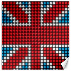 The Flag Of The Kingdom Of Great Britain Canvas 12  x 12