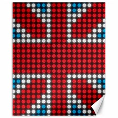 The Flag Of The Kingdom Of Great Britain Canvas 16  x 20